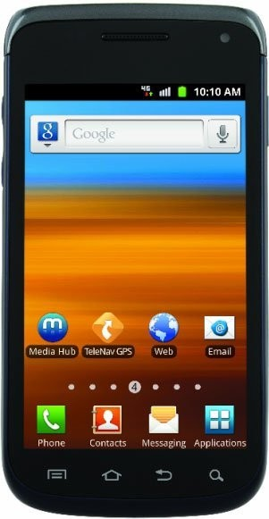 Фото Samsung T679 Exhibit II 4G