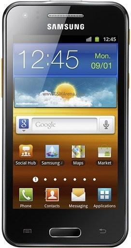 Фото Samsung I8530 Galaxy Beam