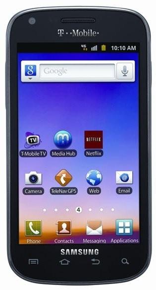 Фото Samsung T769 Galaxy S Blaze 4G