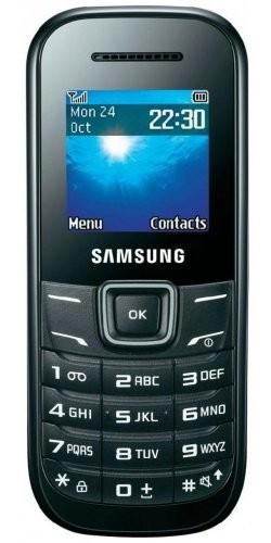 Фото Samsung E1200