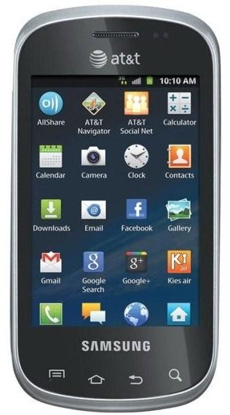 Фото Samsung I827 Galaxy Appeal