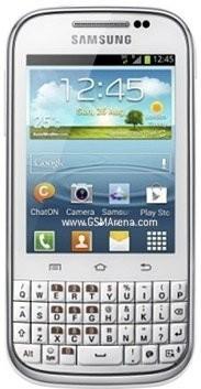 Фото Samsung B5330 Galaxy Chat