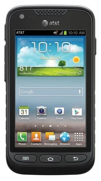 Фото Samsung I547 Galaxy Rugby Pro