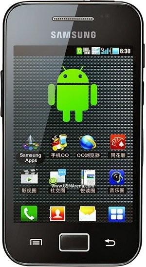 Фото Samsung I589 Galaxy Ace Duos