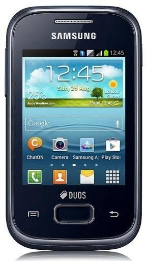 Фото Samsung S5303 Galaxy Y Plus