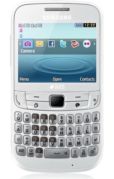 Фото Samsung S3572 Ch@t357 Duos