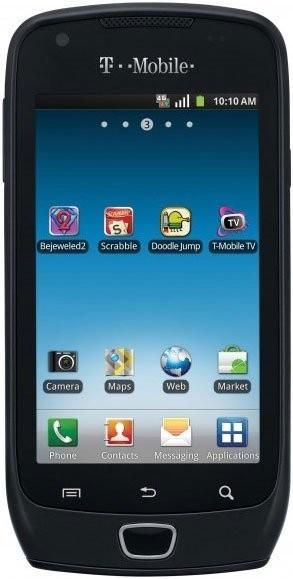 Фото Samsung Exhibit 4G