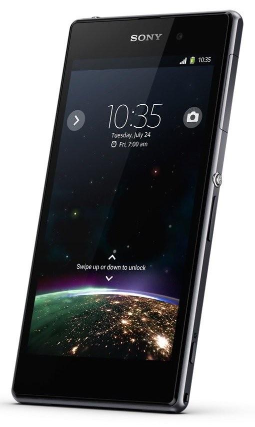 Фото Sony Xperia Z1 mini
