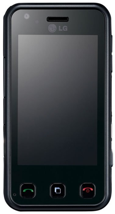 Фото LG Renoir 8GB Black
