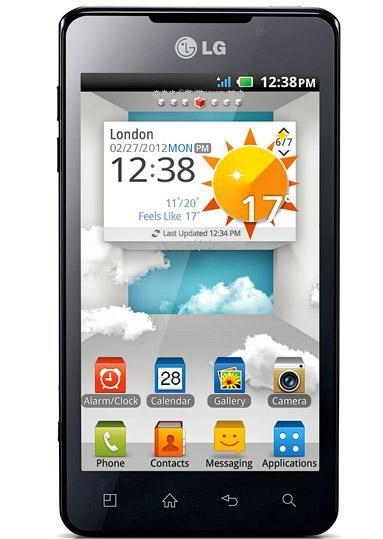Фото LG P720 Optimus 3D Max