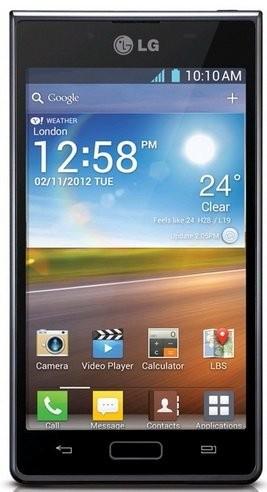 Фото LG P700 Optimus L7