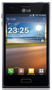 Фото LG E610 Optimus L5