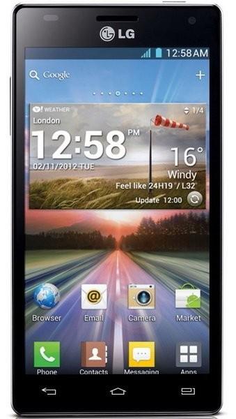Фото LG P880 Optimus 4X HD
