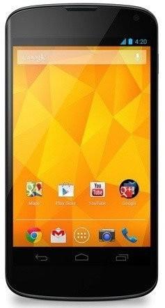 Фото LG E960 Nexus 4