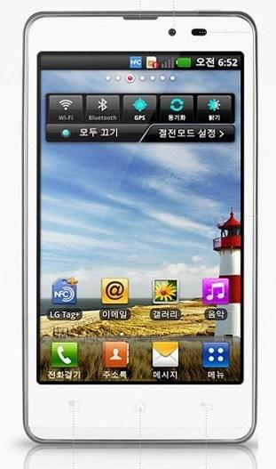 Фото LG F120 Optimus LTE Tag