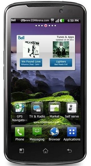 Фото LG P935 Optimus 4G LTE