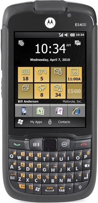 Фото Motorola ES400