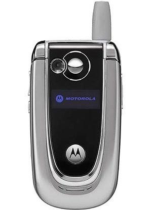 Фото Motorola V600