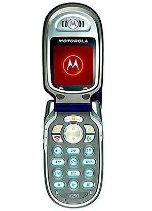Фото Motorola V290