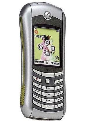 Фото Motorola E390