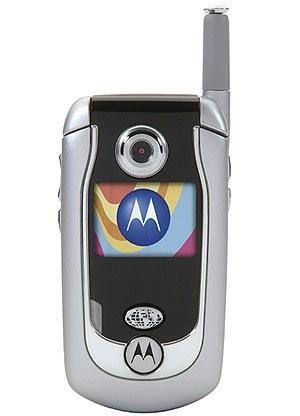Фото Motorola A840