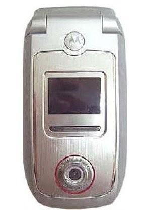 Фото Motorola A668