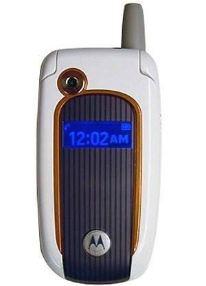 Фото Motorola V501