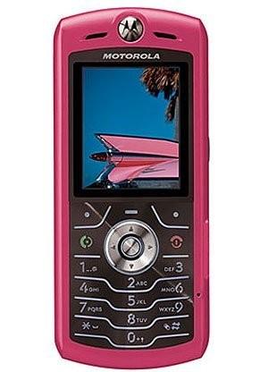 Фото Motorola SLVR L7