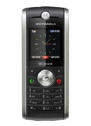 Фото Motorola W210
