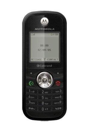 Фото Motorola W170