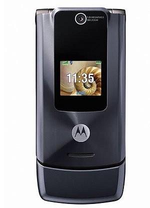 Фото Motorola W510
