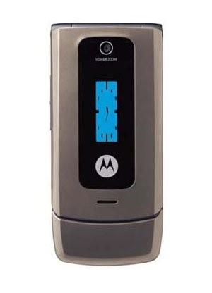 Фото Motorola W380
