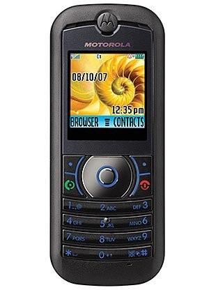 Фото Motorola W206