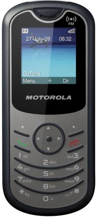 Фото Motorola WX180