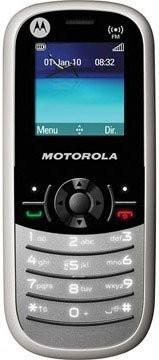 Фото Motorola WX181