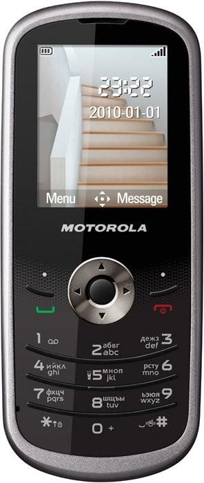 Фото Motorola WX290