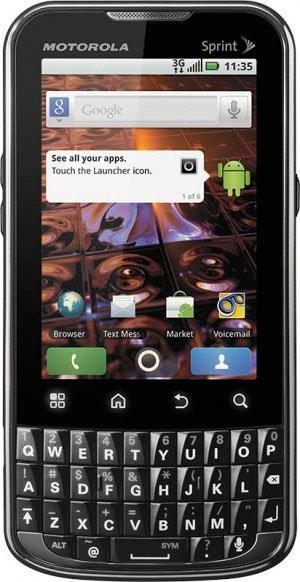 Фото Motorola XPRT
