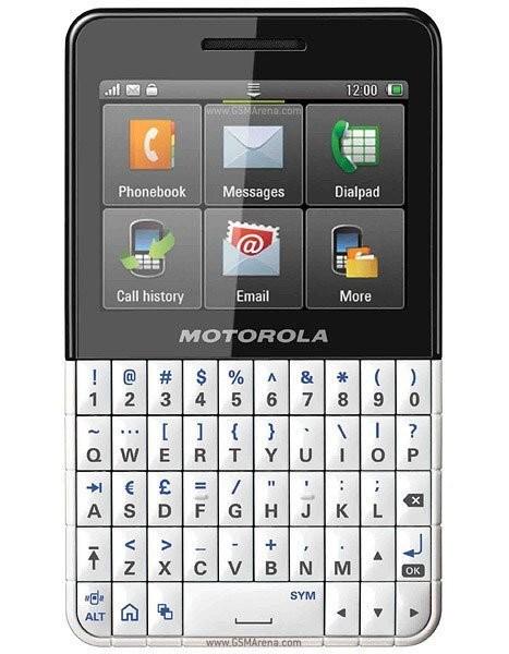 Фото Motorola EX119