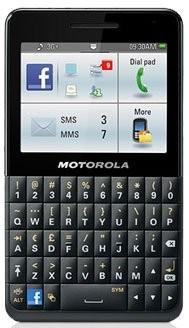 Фото Motorola EX225 MotoKey Social