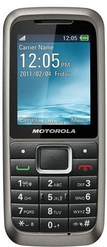 Фото Motorola WX306