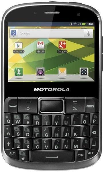 Фото Motorola Defy Pro XT560