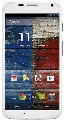 Фото Motorola Moto X