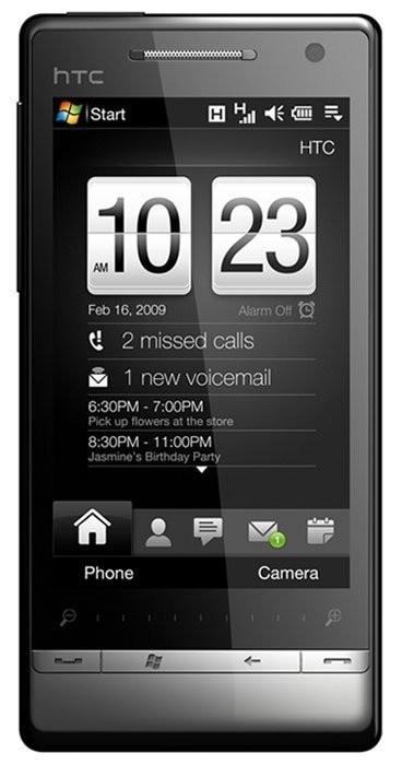 Фото HTC Touch Diamond2
