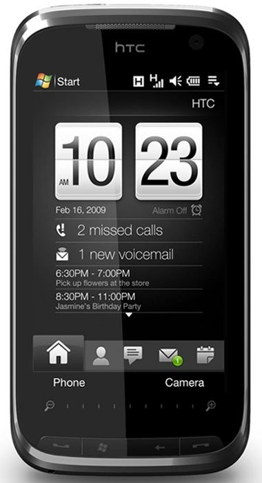Фото HTC Touch Pro2