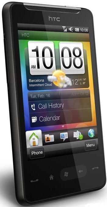 Фото HTC HD mini