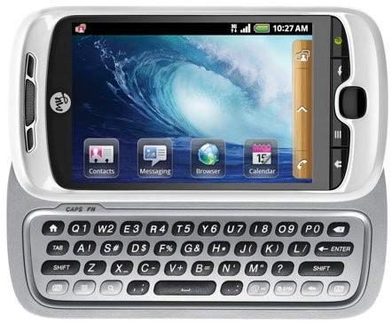 Фото HTC 3G Slide