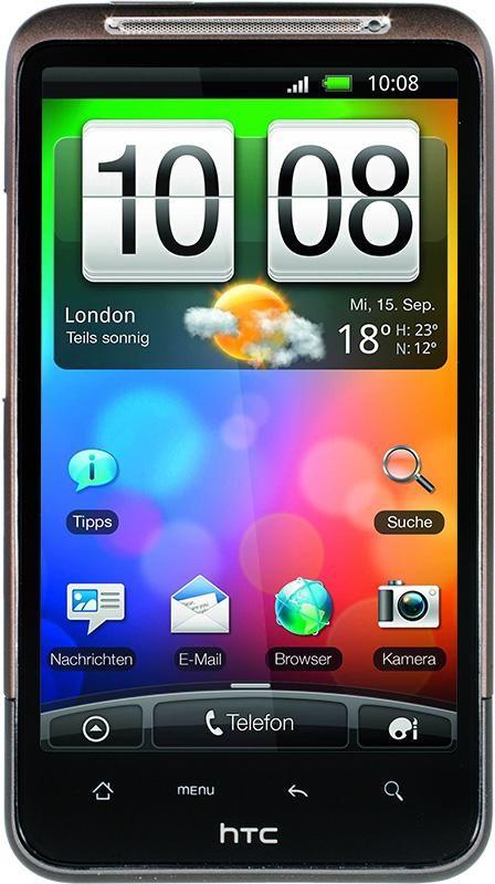 Фото HTC Desire HD