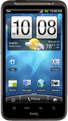 Фото HTC Inspire 4G