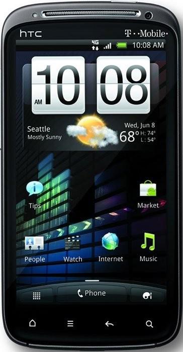 Фото HTC Sensation 4G
