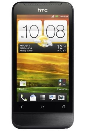 Фото HTC One V